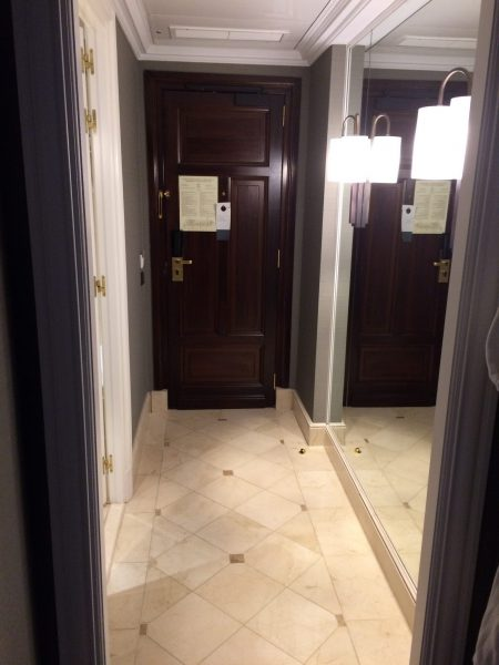 Westin Palace Madridお部屋