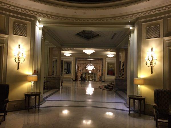Westin Palace Madrid宿泊記