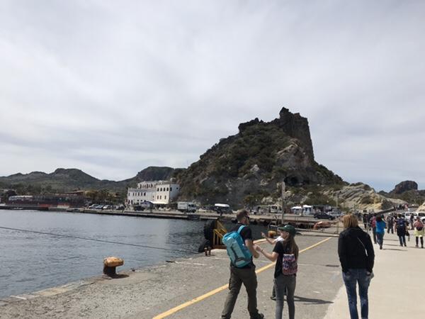 vulcano港1
