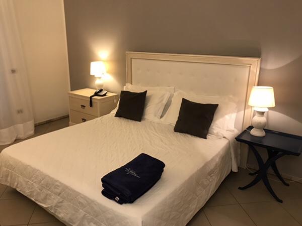 Hotel Mea 滞在記ベッド