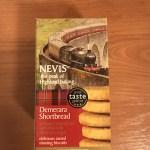 イギリス ナンバーワンのショートブレッド!ネビス・ベーカリー(Nevis Bakery)@フォート・ウィリアム(Fort William)