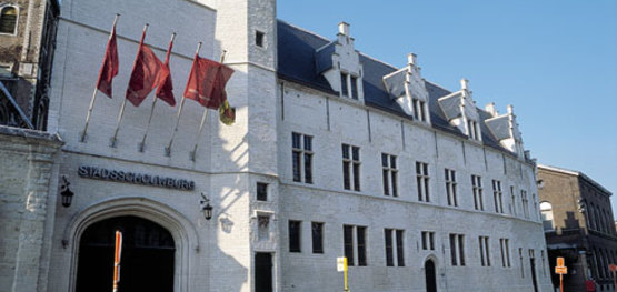 Palacio de Margarita de York - Visit Mechelen