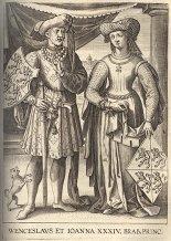 Foto 14 - Wenceslas van Luxemburg en Johanna van Brabant