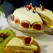 Feige-Nuss-Kuchen