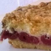 Kirsch Quark Kuchen