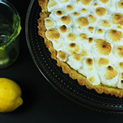 Lemon Curd Tarte