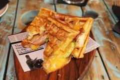 Waffelsandwich