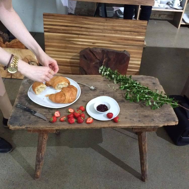Foodstyling mit Denise Renée