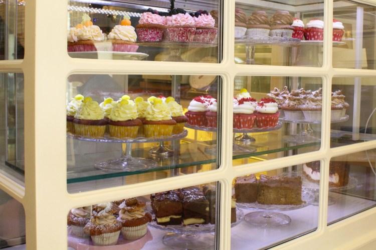 Cafe Bilbao Mami Lou Cupcake