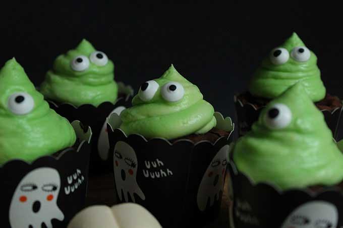 Glutenfreie Brownies mit Avocado