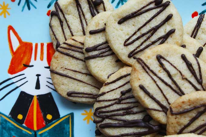Macadamia Kekse