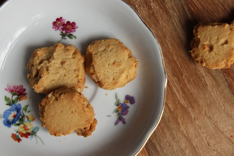 erdnuss-kekse