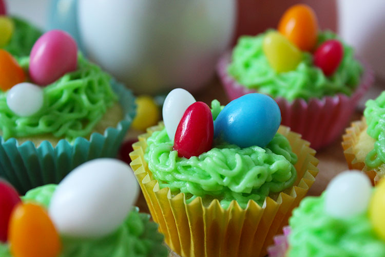 Cupcakes Ostern
