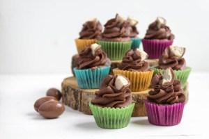 Mini Cupcakes Schokobons