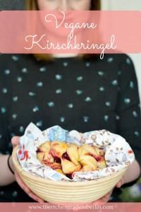Rezept vegane Kirschkringel