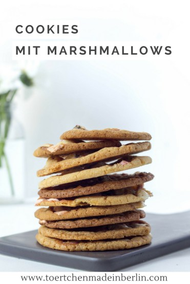 cookies marshmallows