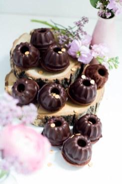 Rezept Mini Gugelhupf Schokolade