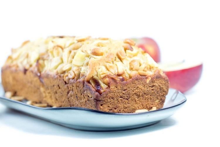 Rezept Erdnuss-Apfel-Kuchen
