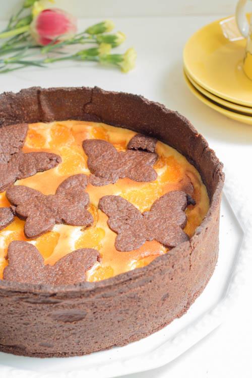 Rezept Zupfkuchen mit Mandarine