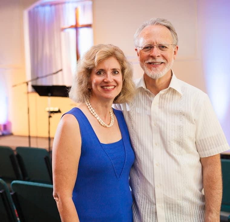 Ward Cushman and wife Margaret