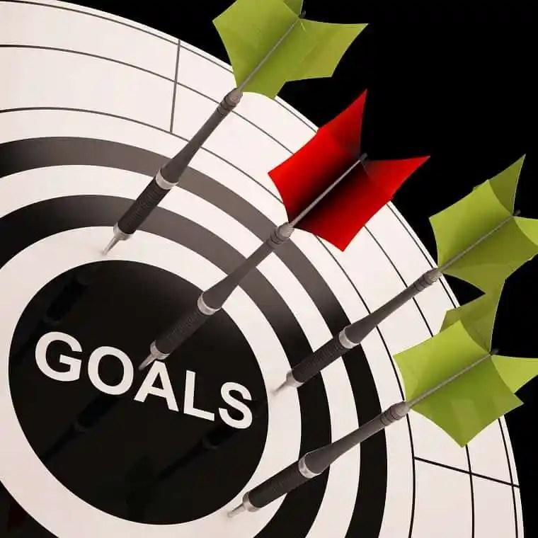 Goals - Spiritual Goals to Consider