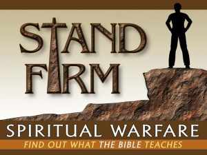 Stand Firm Title - 760