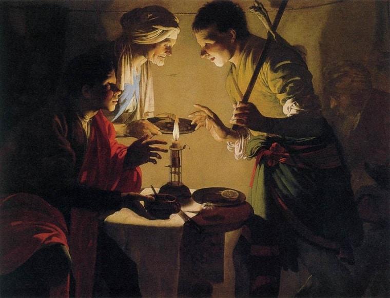 Jacob's struggling faith