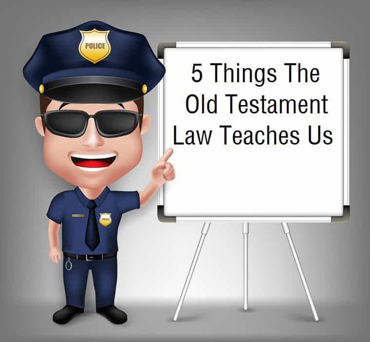 5 Things The Law Teaches Us