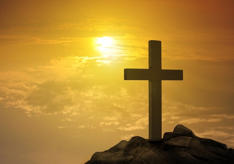 the cross of Christ changed everything