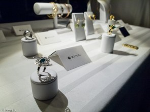 Nexus Ring by Vlad Icobet in front from Mejuri Jewellery Launch Event