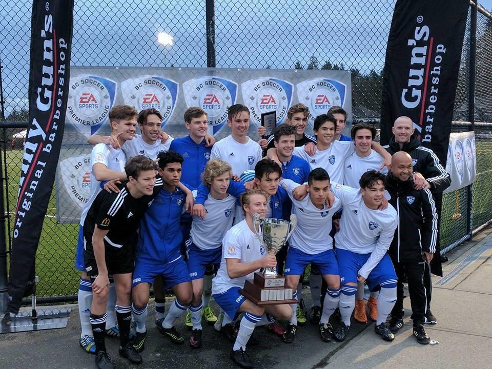 U17 Boys win League Cup Final