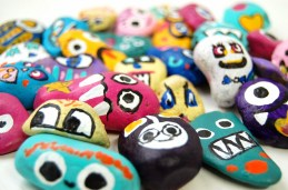 Rock Painting Pebbles Stones