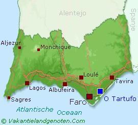O-Tartufo-kaart