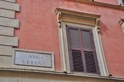 Via-Urbana-Rome