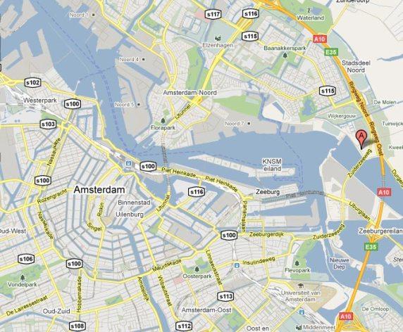 Landmarkt-googlemap