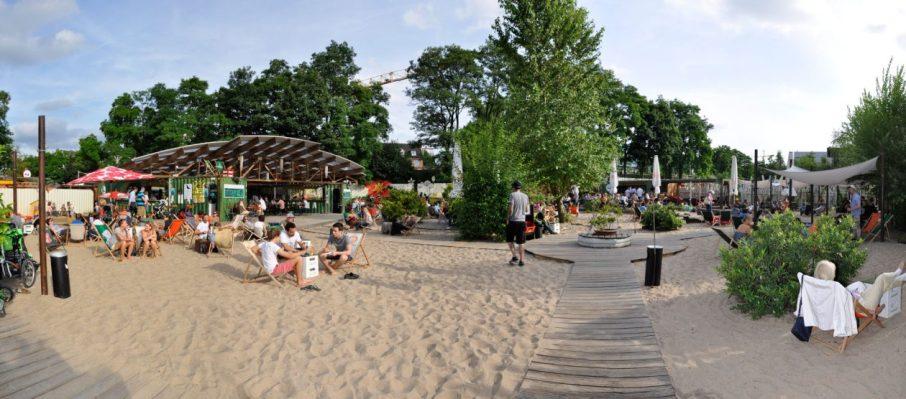 BeachclubCentralParkSternschanze