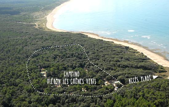 olaron_les_chenes_verts_acces_plage