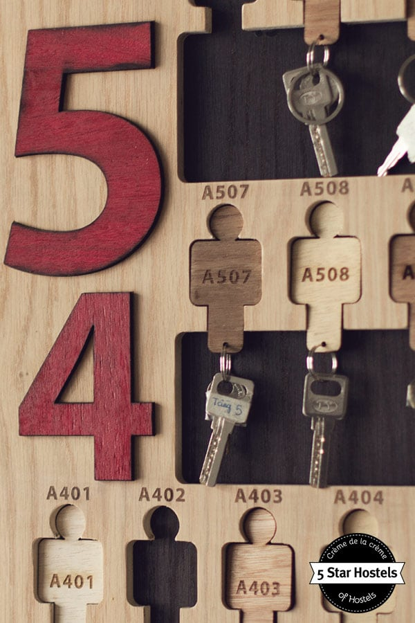 Wood-keyholders-memory-hostel