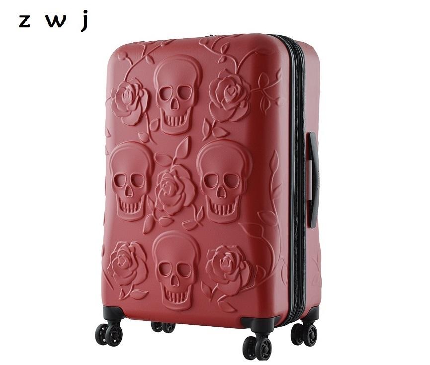 2017-Travel-Skull-Luggage-Cool-Skull-Luggage-Suitcase-Fashion-Flower-Women-Or-Men-Suitcase-Travel