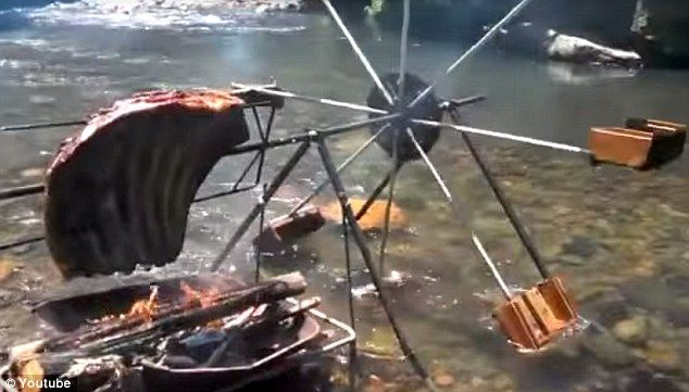 3825e9991f25d003fefa2d9ff5ca8c99--rack-of-ribs-water-wheels