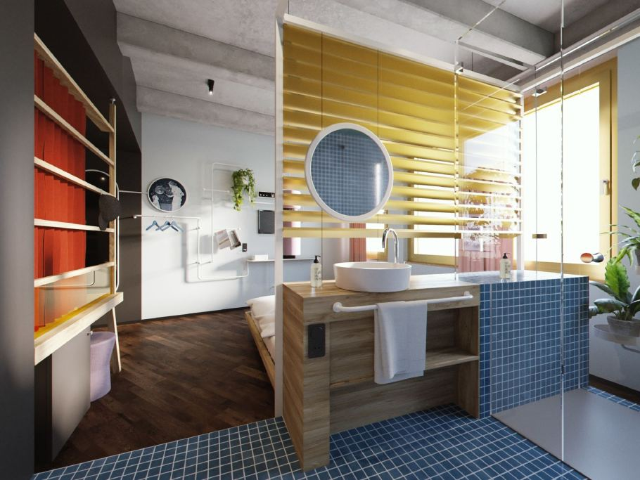 ? 25hours Hotel Koeln The Circle (Opening October 2018) PCR ?