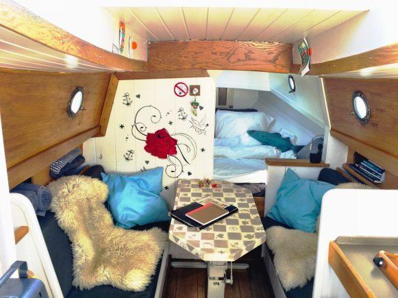 4 persoons vakantieboot Frederiek