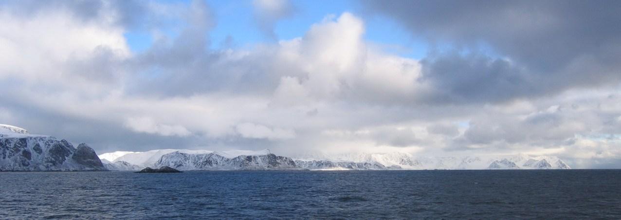 Spitzbergen Foto: Klausbernd Vollmar