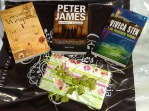 Böcker o paket
