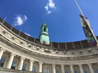 London Town Hall.