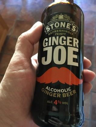 Ginger Joe ba' fatt det är sommar!
