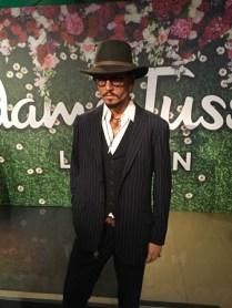 Johnny Depp...