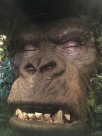 King Kong sover...