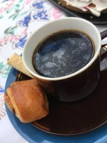 Underbart gott med kaffe!