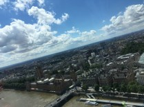 Utsikt över London.
